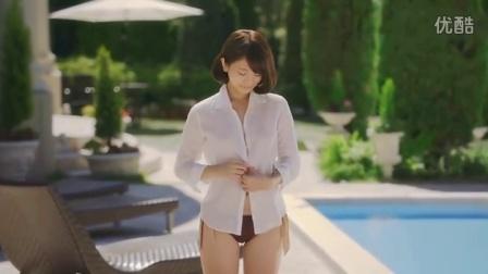 美女脱衣创意视频