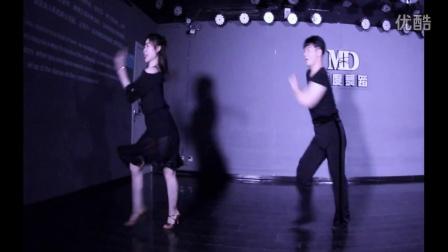 南京拉丁舞舞培训美度国际舞蹈于老师小尤老师 拉丁舞