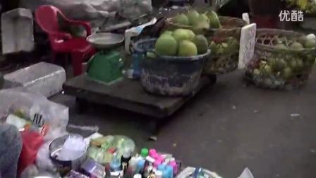 越南_胡志明市唐人街街头市场2012.8_超清