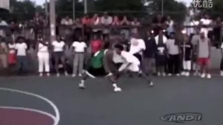 街球的启蒙hot sauce在AND1早期视频