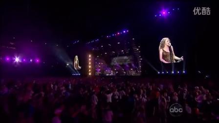 【天才小天后】Taylor Swift - 2006-2012 演唱会现场