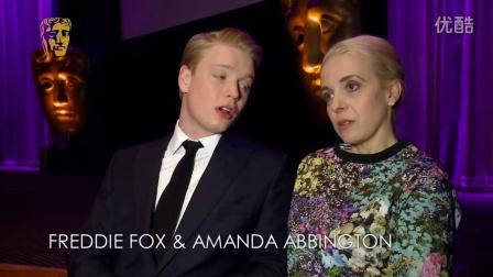 Freddie Fox - BAFTA 2015