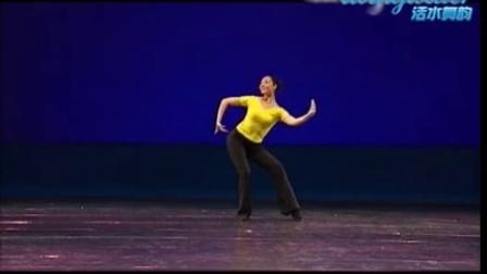 中国舞蹈家协会快乐小舞星赏欣-傣女