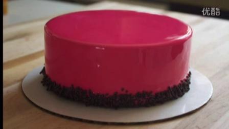 最流行的镜面蛋糕,原来是这样做的