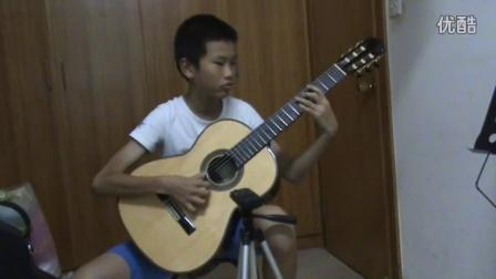 古典吉他《皮革探戈》