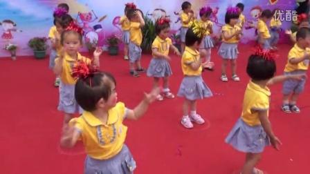 小池镇小超人幼儿园2016年庆六一表演[小毛驴]