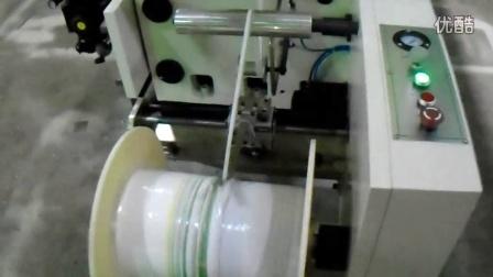 GFTL-1200D自动出料自动收边立式分条机(四伺服装置)-500米每分钟