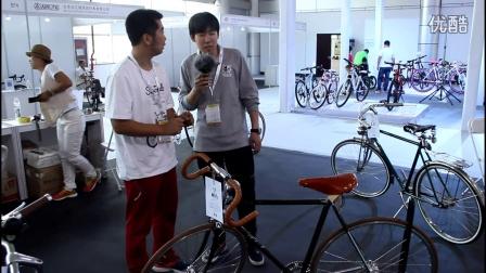 【影子猫实况】2016北京国际自行车博览会——飒骆复古展位