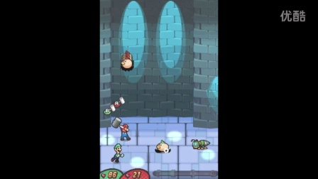 【雪激凌解说】NDS马里奥与路易RPG3 EP9:蘑菇王国与小菇医生