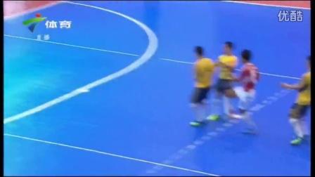 广东体育频道攻城演义五人足球决赛