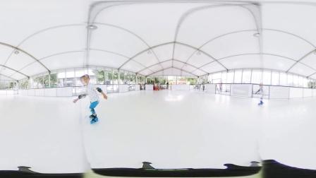 华奥运动 炫冰生态仿真冰场VR展示——三藏工作室