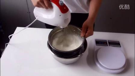 cake烘焙-淡奶油打发