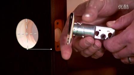 Schlage Touch™ Deadbolt Installation Tutorial