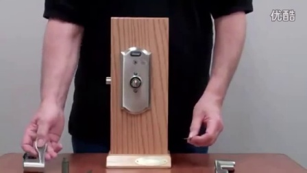 How to Change Handing on Schlage FE51 Door Lock