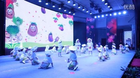 湖北省丹江口市蓝天幼儿园六一舞蹈《快乐的小厨师》