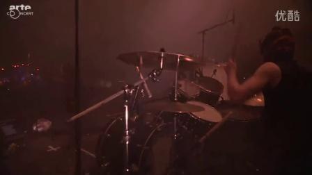 挪威黑Abbath Hellfest 2016
