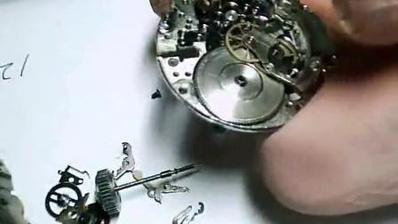 【视频】拆装2824-1机芯