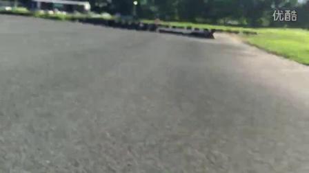 深圳香蜜湖卡丁车赛车场 20160623 慢车80cc