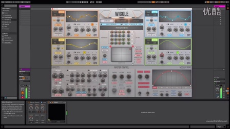 Wiggle Synthesizer Highlights - MorphPad
