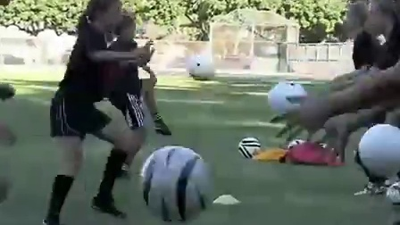 Elite Soccer Domination Training Video_标清