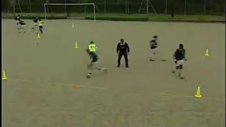 [英国足球教程]个人技术训练-2_标清