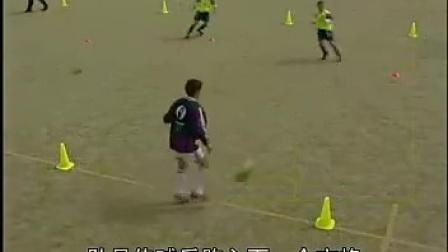 [英国足球教程]个人技术训练-1_标清