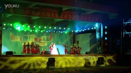 海南省昌江黎族自治县昌江中学第一届校园歌手大赛决赛