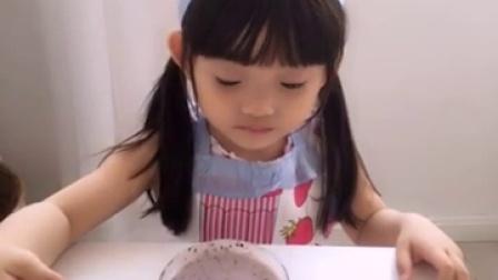 自制蓝莓酸奶酸酸甜甜哒