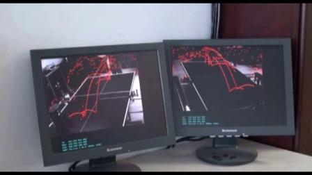 乒乓球机器人图像处理