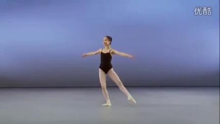 英国皇家舞蹈学院芭蕾教学 高阶 第一部分