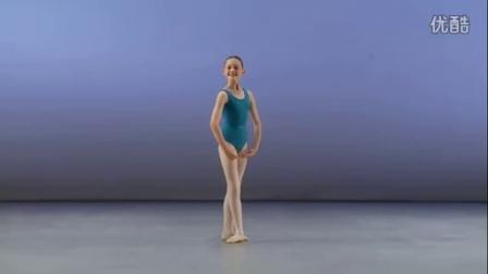 英国皇家舞蹈学院芭蕾教学 四级课程