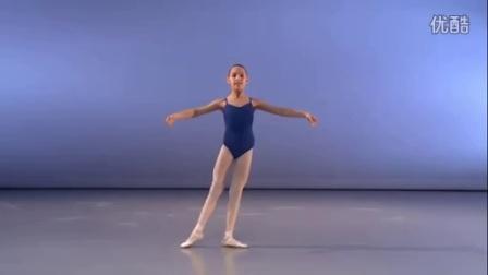 英国皇家舞蹈学院芭蕾教学 中阶基础