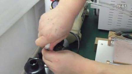 新款分体贴合机五件套安装方法_标清