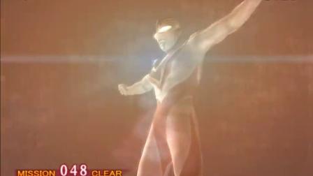 【Boring上传】怀旧PS2游戏 奥特曼格斗进化重生 最强の幻影
