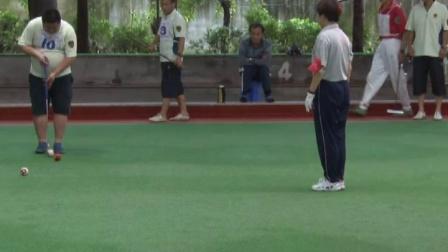 2016年中国门球职业联赛第二轮6月26日江西正邦队(主场)对江西婺源队第三局比赛视频
