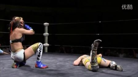 Kana vs. Hikaru Shida