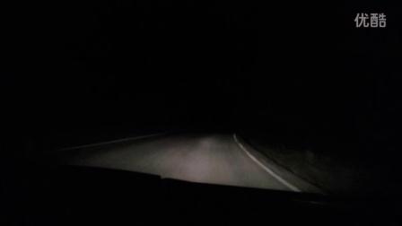 天下第一洞--夜跑山路