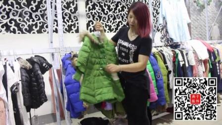 【第262期】--精品童装羽绒服50件混批39元每件