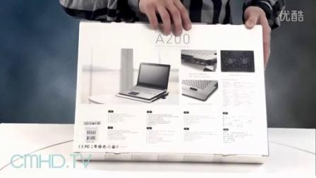 酷冷至尊 A200 笔记本散热支架简介_标清