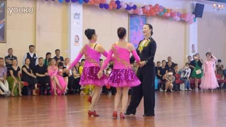 成都黑池梦国标舞俱乐部一周年庆典舞会8
