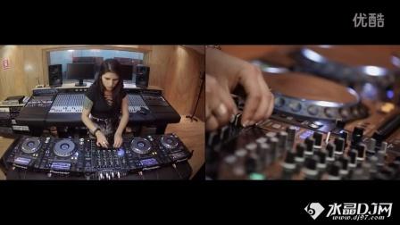 DJ女主播Rozz  Mixing on