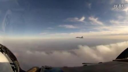 Su-27 Action