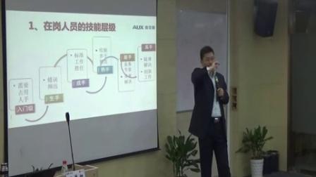 【20160227】王誉凯---员工技能层级和培训的关系