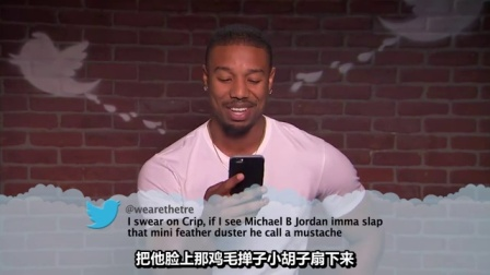 Celebrities Read Mean Tweets 9-sub