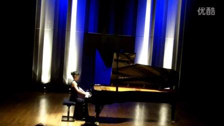 Albeniz 阿尔贝尼斯 - Evocasion 追忆 王文佼钢琴