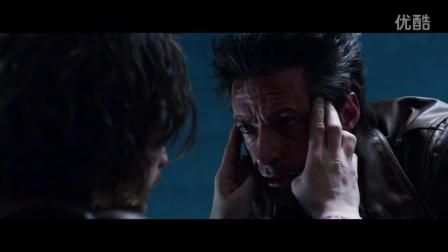 Charles Xaviers' conversation - 年轻X教授与老年X教授的对话 - X战警 逆转未来