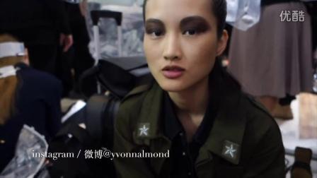 Dior Cruise 2017 mini Vlog 迪奥早春时装秀后台回顾