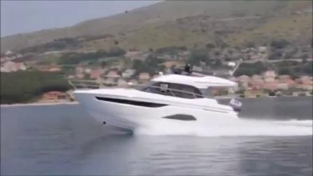 巴伐利亚新一代飞桥动力艇R40,放飞梦想