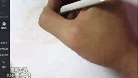 艺岸文化阿烈老师彩铅星空棒棒糖