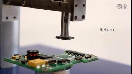 电子零件取放组装(SMAC音圈电机)